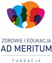 Zdrowie i Edukacja AD Meritum Fundacja Logo